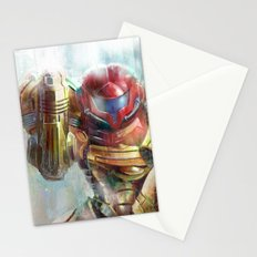at last the galaxy is at peace  Stationery Cards