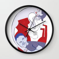 The Secret Wall Clock