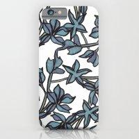 Violets  iPhone 6 Slim Case