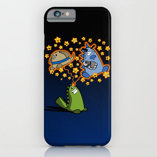 Candy the Magic Dinosaur iPhone & iPod Case