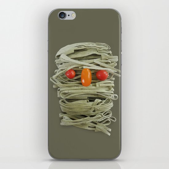 A Thing of the Pasta iPhone & iPod Skin