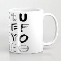 Words To Live By Mug