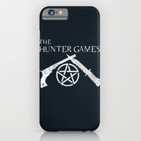 The Hunter Games iPhone 6 Slim Case