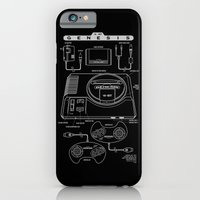Mega Drive iPhone 6 Slim Case
