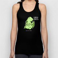 Prank Call of Cthulhu Unisex Tank Top