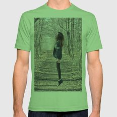Ghost Mens Fitted Tee Grass SMALL