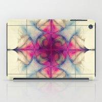 The Cross of Eternity Nebula iPad Case
