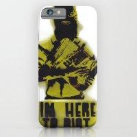 WRG - Weekly Riot Group iPhone 6 Slim Case