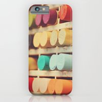 iPhone & iPod Case featuring Colors by Nina's clicks