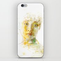 It was Monday iPhone & iPod Skin