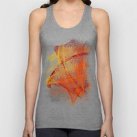 String Theory 02 Unisex Tank Top