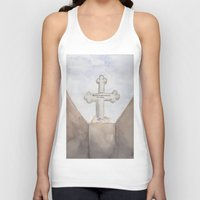 Checkpoint Unisex Tank Top