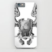 iPhone & iPod Case featuring FF14 - Chocobo / materia coat of arms by VerticalSynapse