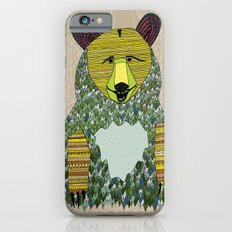 Hello, Bear iPhone 6 Slim Case