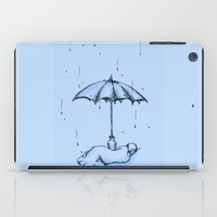 Rain Rain Go Away! iPad Case