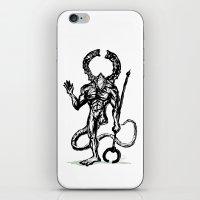 Your friend the Titanite Demon - Dark Souls iPhone & iPod Skin