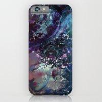 Black Hole Apprehension iPhone 6 Slim Case
