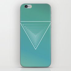 Water iPhone & iPod Skin