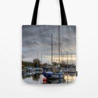 Harbour Light Tote Bag
