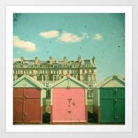 Love Shack Art Print