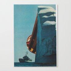 trispace Canvas Print