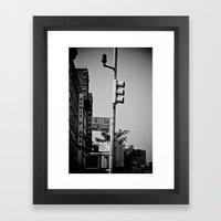 Dímelo Cantando Y Baila… Framed Art Print