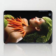 Eat Your Greens iPad Case
