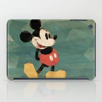 Mr. Mickey Mouse iPad Case