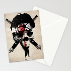 Death to LaRusso Stationery Cards