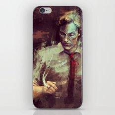 True Detective iPhone & iPod Skin