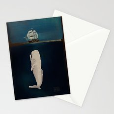 The White Whale Stationery Cards