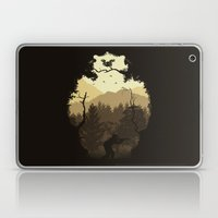 Hunting Season - Brown Laptop & iPad Skin