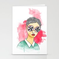 Mind Tricks Stationery Cards