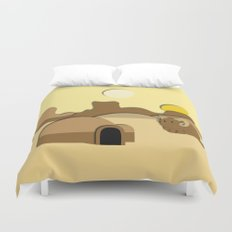 Tatooine Duvet Cover