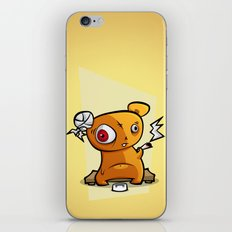 SMOKEY iPhone & iPod Skin
