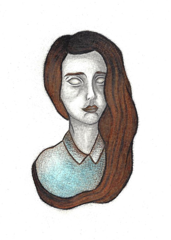 Marie Art Print