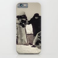 Sledding iPhone 6 Slim Case