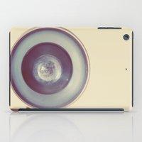 Blue Flash iPad Case