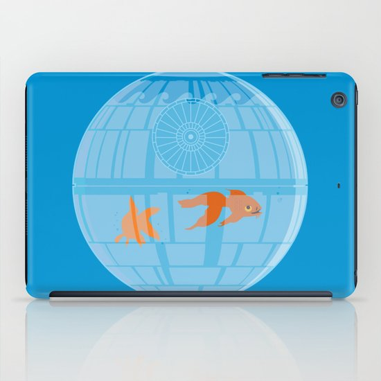 Empire Fish Bowl iPad Case