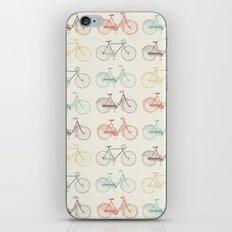 Vintage Bicycles iPhone & iPod Skin