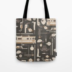 The Walking Dead Tote Bag