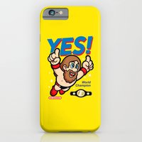 iPhone & iPod Case featuring YES! by WinterArtwork