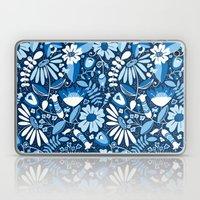 Annabelle - Blues Laptop & iPad Skin