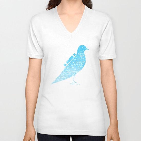 The Original Tweet No.3 V-neck T-shirt