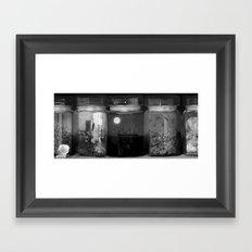Little Worlds (Crop) Framed Art Print