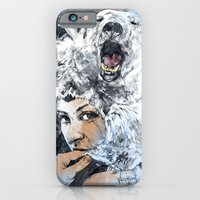 iPhone & iPod Case featuring Arctic Tears by Fresh Doodle - JP Valderrama