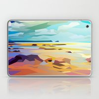 Rocky Beach Laptop & iPad Skin