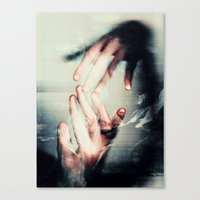 The Creation Canvas Print