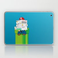 Mario Laptop & iPad Skin