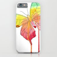 iPhone & iPod Case featuring Butterfly by Eric Weiand